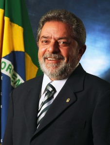 The President of Brazil - Lula
